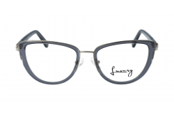 LUXURY FRAME FOR WOMEN CAT EYE GREY - LX1024 03