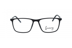 LUXURY FRAME FOR MEN SQUARE BLACK - LX6201 6