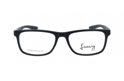 LUXURY FRAME FOR UNISEX RECTANGLE BLACK - LXW2361 1