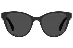 نظارة شمسية Levis للنساء كات آي لون أسود  - LV1014S 807-IR