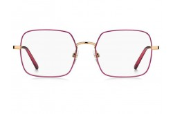 MARC JACOBS FRAME FOR WOMEN SQUARE RED AND GOLD - MARC507 YEP
