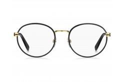 MARC JACOBS FRAME FOR WOMEN ROUND BLACK AND GOLD - MARC516 807