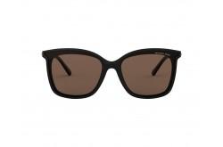 نظارة شمسية MICHAEL KORS للنساء فراشة لون نمري و ذهبي - MK2079U 3332-73
