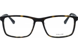 POLICE FRAME FOR MEN SQUARE TIGER - VPL959 0722