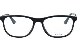 نظارة طبية POLICE للرجال و النساء مربع لون أسود - VPLA45 0700