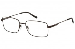 PIERRE CARDIN FRAME FOR MEN SQUARE BROWN - 6863