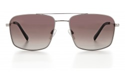 Pierre Cardin SUNGLASS For Men SQUARE silver - 6878S R81/HA