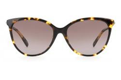 نظارة شمسية Pierre Cardin للنساء كات آي لون نمري و ذهبي  - 8485S 086/HA