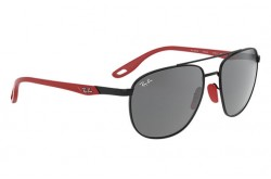 RAYBAN  SUNGLASS FOR UNISEX SQUARE RED - RB3659M   F002/6G