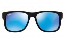 RAYBAN  SUNGLASS FOR UNISEX RECTANGLE ARMY - RB4165
