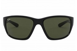 RAYBAN  SUNGLASS FOR MEN  SQUARE BLACK - RB4300  601/31