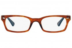 RAYBAN FRAME FOR UNISEX RECTANGLE TIGER AND BLUE - RB5150 5609