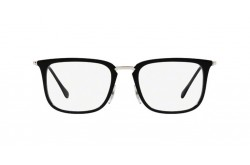 RAYBAN  FRAME FOR UNISEX SQUARE BLACK ANA SILVER - RB7141 5753