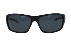 نظارة شمسية RETRO للرجال مستطيل لون أسود - UN5005 C1