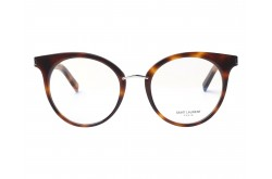 SAINT LAURENT FRAME FOR WOMEN ROUND TIGER - SL221 003