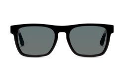 SAINT LAURENT SUNGLASS FOR MEN SQUARE BLACK - SLM13 001