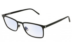 SAINT LAURENT FRAME FOR MEN SQUARE BLACK - SL226 001