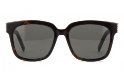 SAINT LAURENT SUNGLASS FOR WOMEN SQUARE TIGER - SL M40