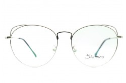 STAMINA FRAME FOR WOMEN ROUND SILVER - KD0251  SILVER