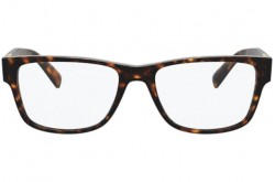 نظارة طبية VERSACE للرجال مستطيل لون نمري - VE3295 108
