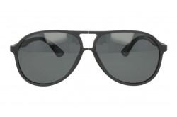 VESTERN SUNGLASS FOR MEN AVIATOR BLACK - VE3391 C10