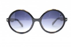 VINTAGE SUNGLASS FOR WOMEN ROUND TIGER - V1402  3