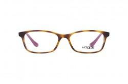 نظارة طبية VOGUE  للنساء مستطيل لون نمري و وردي - VO5053 2406
