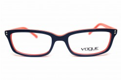 VOGUE FRAME FOR KIDS RECTANGLE BLUE AND ORANGE - VO5081 2588