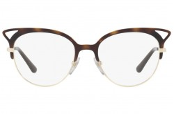 VOGUE FRAME FOR WOMEN CAT EYE TIGER AND GOLD - VO5138 W656