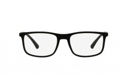 EMPORIO ARMANI FRAME FOR MEN RECTANGLE BLACK - EA3135   5063