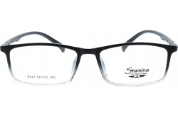 STAMINA FRAME FOR MEN RECTANGLE BLACK AND GRAY - 0317  C3