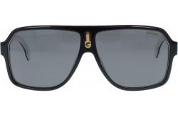 CARRERA SUNGLASS FOR MEN SQUARE BLACK - 1001S  80S