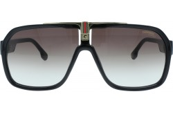 CARRERA SUNGLASS FOR MEN SQUARE BLACK - 1014S   807HA