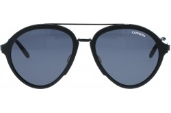 CARRERA SUNGLASS FOR UNISEX AVIATOR BLACK MATT - 125  GTN