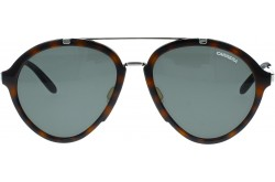 CARRERA SUNGLASS FOR UNISEX AVIATOR GOLD AND BROWN - 125  SCT