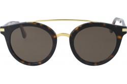 نظارة شمسية TOMMY HILFIGER للرجال والنساء دائري لون نمري - 1517  08670