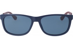 TOMMY HILFIGER SUNGLASS FOR MEN RECTANGLE BLUE - 1520  PJPKU