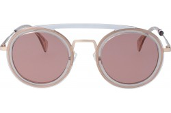 TOMMY HILFIGER SUNGLASS FOR WOMEN ROUND PINK - 1541  35J4S