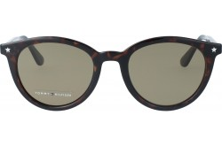 TOMMY HILFIGER SUNGLASS FOR UNISEX ROUND TIGER - 1551  08670