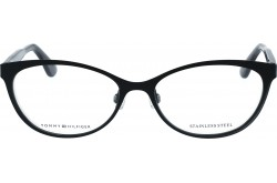 TOMMY HILFIGER FRAME FOR WOMEN CAT EYE BLACK - 1554  00316