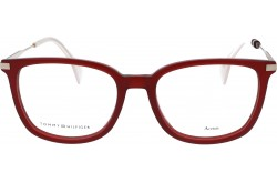 TOMMY HILFIGER FRAME FOR WOMEN ROUND RED - 1558  C9A18