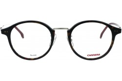 CARRERA FRAME FOR UNISEX ROUND BROWN AND RED - 160  086