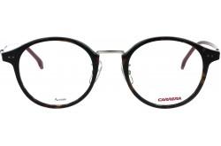 نظارة طبية CARRERA للرجال والنساء دائري لون بني وأحمر  - 160  086