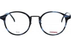 CARRERA FRAME FOR UNISEX ROUND BLUE - 160  38I