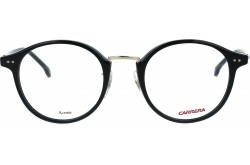 CARRERA FRAME FOR UNISEX ROUND BLACK - 160  807