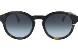 CARRERA SUNGLASS FOR UNISEX ROUND BROWN AND RED - 165  O639