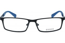 GUESS FRAME FOR MEN RECTANGLE BLACK - 1860  002