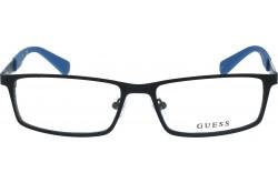 نظارة طبية GUESS للرجال مستطيل لون أسود - 1860  002