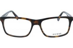 نظارة طبية GUESS للرجال والنساء مربع لون نمري - 1923  052