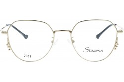 STAMINA FRAME FOR WOMEN AVIATOR GOLD - 2001  GOLD